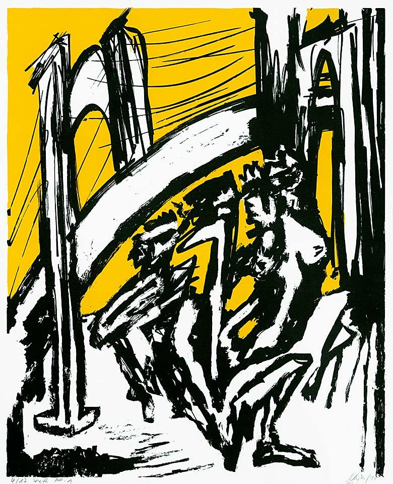 Norbert Klora, Sexth Avenue 01, 1995
