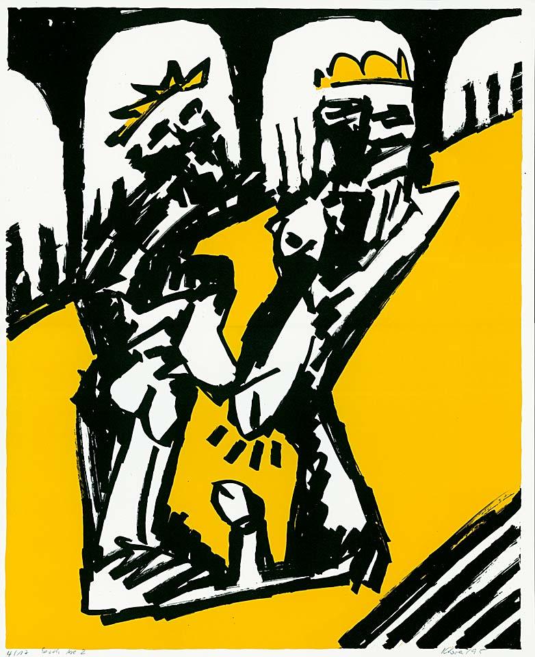 Norbert Klora, Sexth Avenue 02, 1995