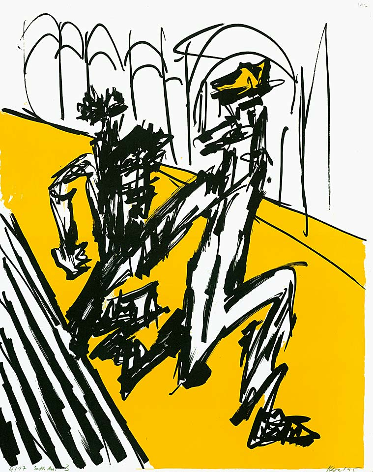Norbert Klora, Sexth Avenue 03, 1995