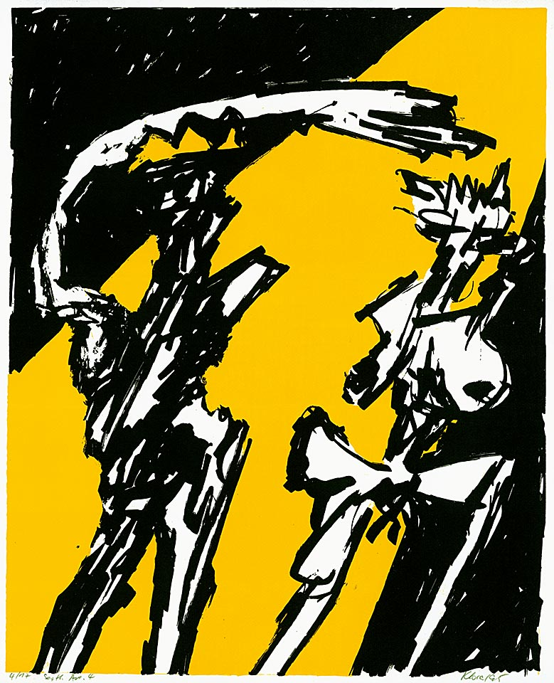 Norbert Klora, Sexth Avenue 04, 1995