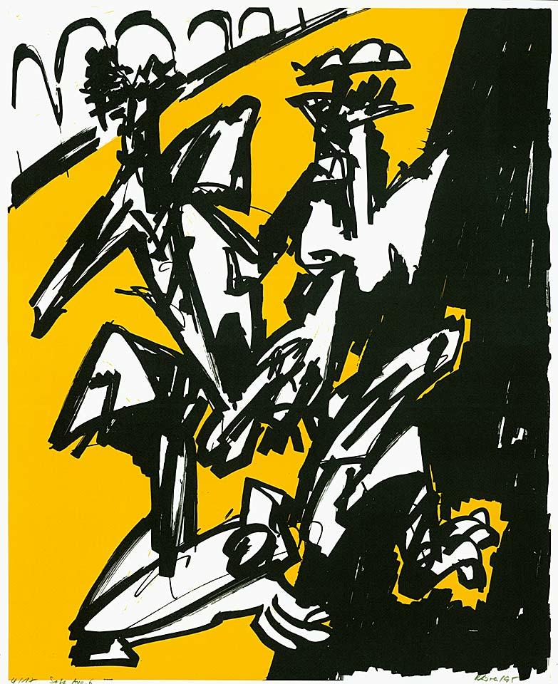 Norbert Klora, Sexth Avenue 06, 1995
