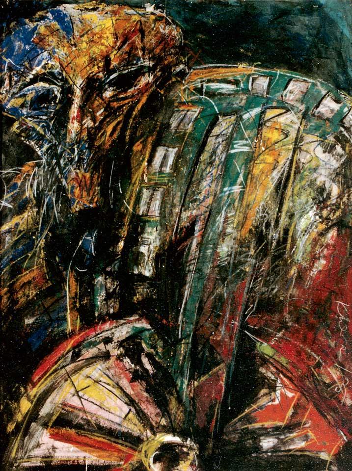 Norbert Klora, Devilish Figures 03