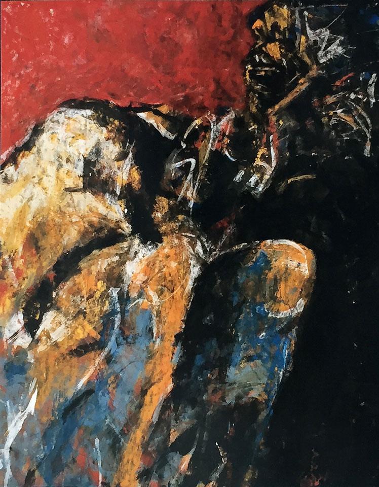 Norbert Klora, Devilish Figures 04