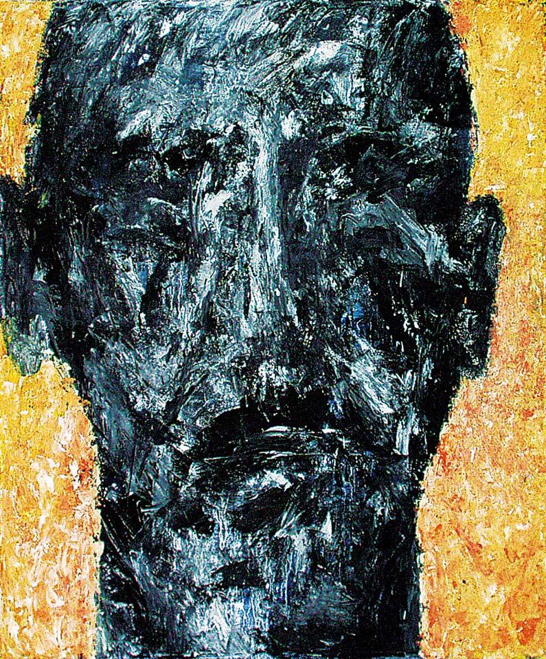 Norbert Klora, Roald Amundsen, Portrait