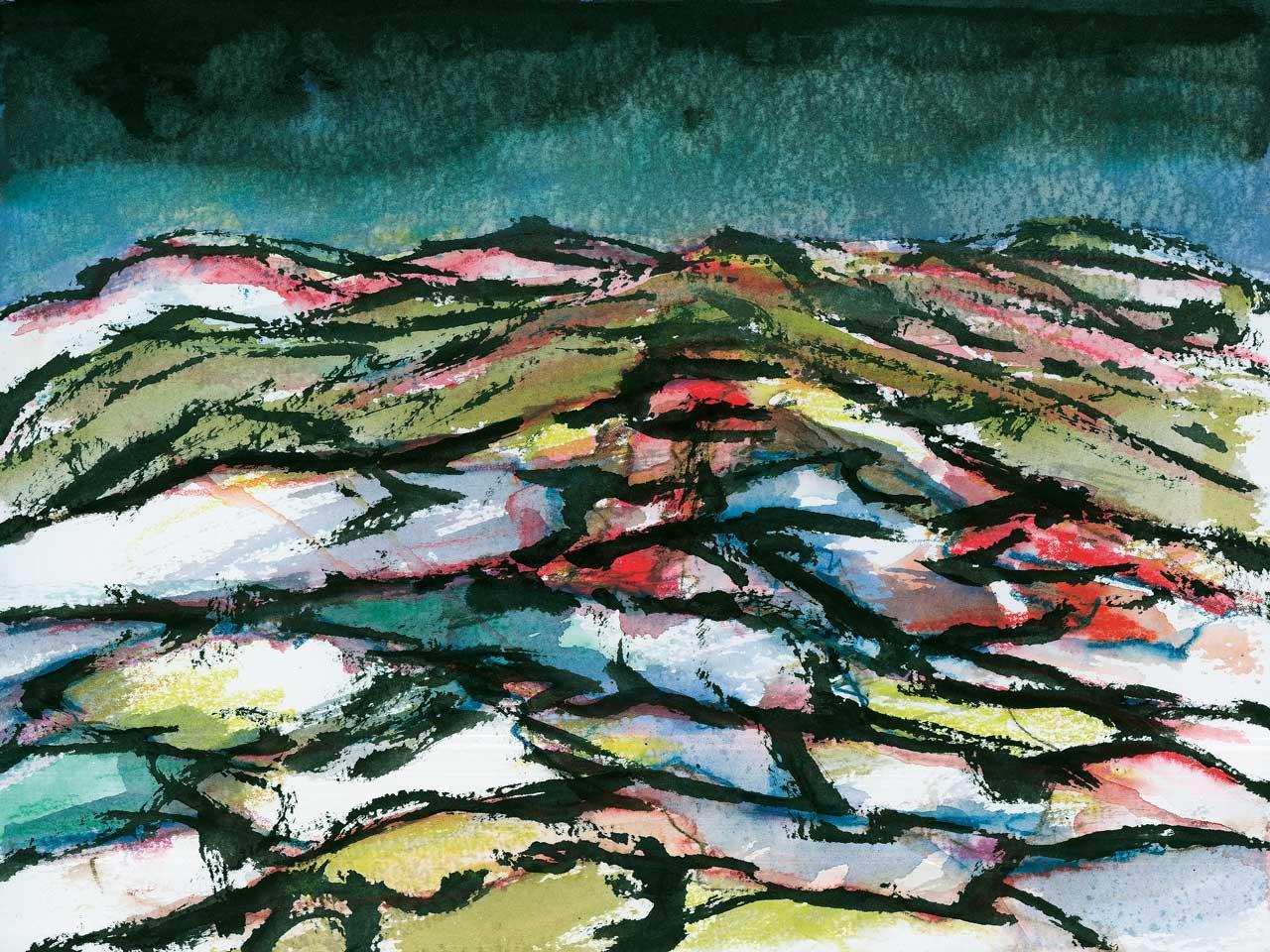 Norbert Klora, The Thar Desert 01