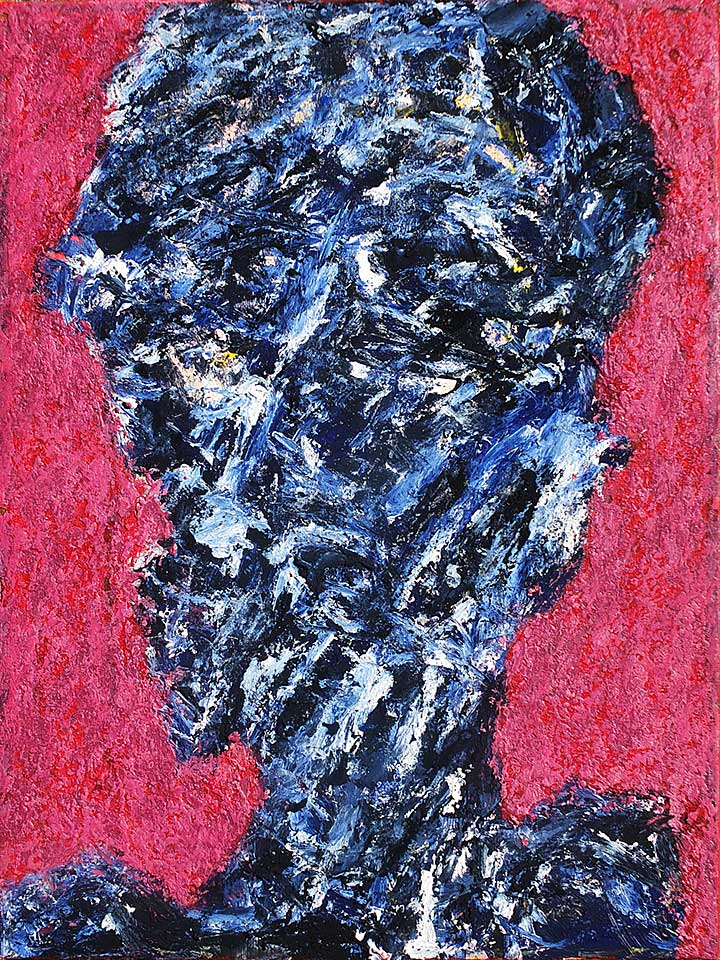 Norbert Klora, Drawn Faces Aleppo: Said